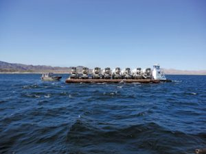 Building Lake Mead S Third Straw Tunnel Business Magazine