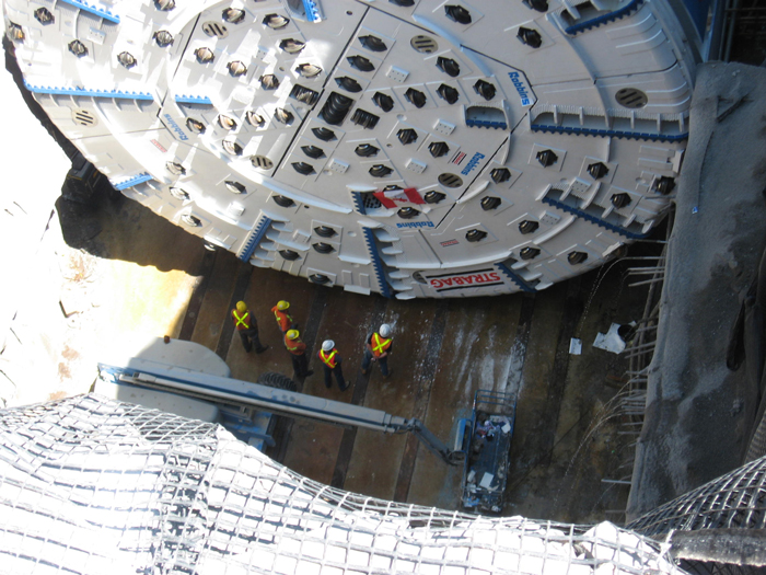 Niagara Tunnel - Canadian Tunneling Project of the Year