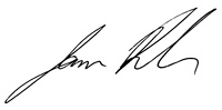 Jim Rush - Signature