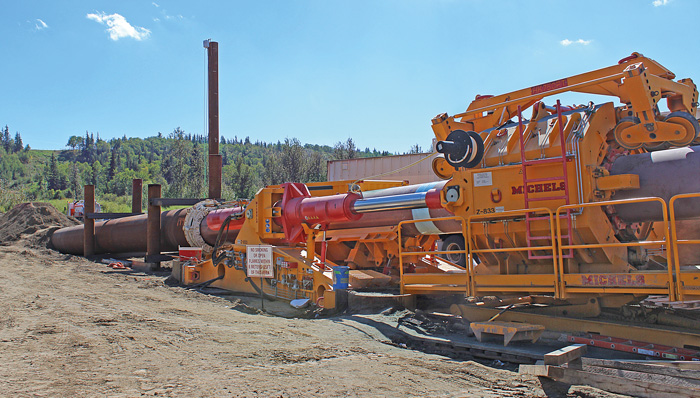 Direct Pipe technology from Herrenknecht