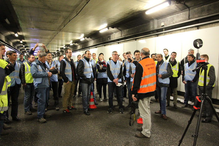 International Symposium on Tunnel Safety and Security