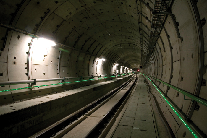 Safety in Belgian Tunnel