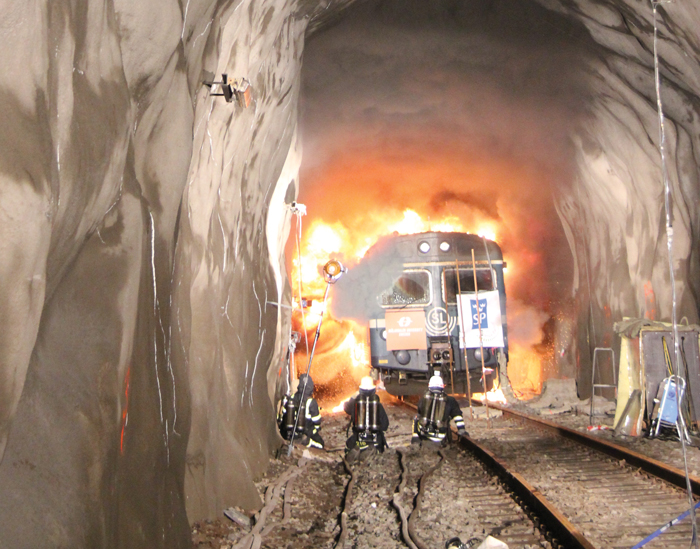 Pictures Of Fires In California >> Approach to Tunnel Design for Fire Loads