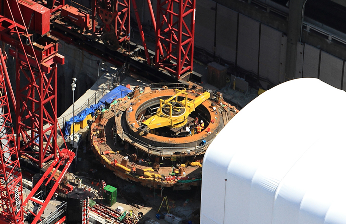 SR 99 Update: TBM Repairs and Settlement Reports