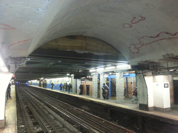 CINTEC America Provides Anchoring Systems for NYC MTA Subway Station Retrofit