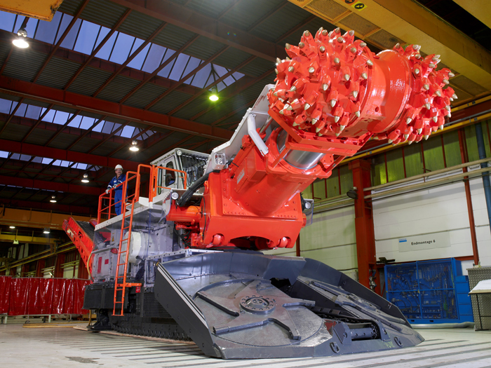 Sandvik Roadheaders Chosen for Australian Highway Project