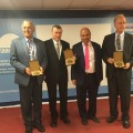 Turkish Tunneling Society Honors Ozdemir