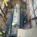 Houston Microtunneling Project Nears Completion