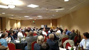 The sold out banquet capped the Microtunneling Short Course and featured the presentation of the Microtunneling Achievement Awards.