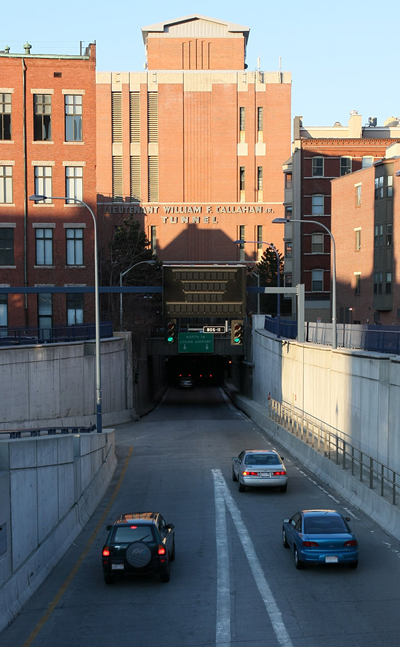 Boston's Callahan Tunnel