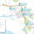Early Construction Works Begin on Melbourne Metro Tunnel