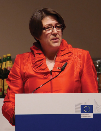Violeta Bulc, European Commissioner for Transport (Photo: Roland Herr)