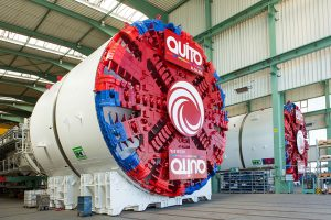 Herrenknecht TBMs to Build Quito Metro
