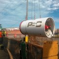 Vadnais Trenchless Services, mts Perforator Breathe New Life Into Old MTBM