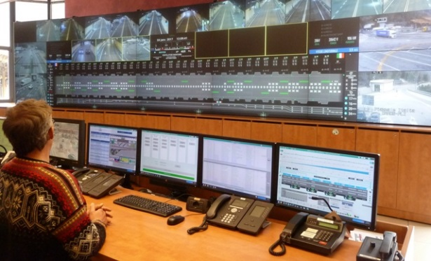 Mont Blanc Tunnel Unveils Security Equipment Control System