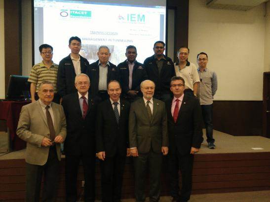 Risk Management Seminar Held in Malaysia