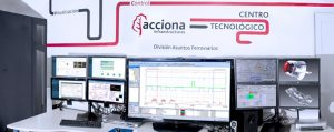 ACCIONA Offers Tunneling Machine Control Center