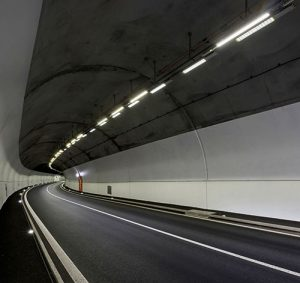 Following renovation work the Schallberg tunnel on the Simplon Pass Switzerland is now a much brighter place thanks to LED components from Tridonic. & LED Lighting for Switzerlandu0027s Schallberg Tunnel Renovation azcodes.com