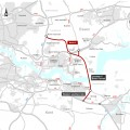Tunnel Announced for Lower Thames Crossing