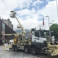 Normet Unveils New Equipment at WTC in Norway