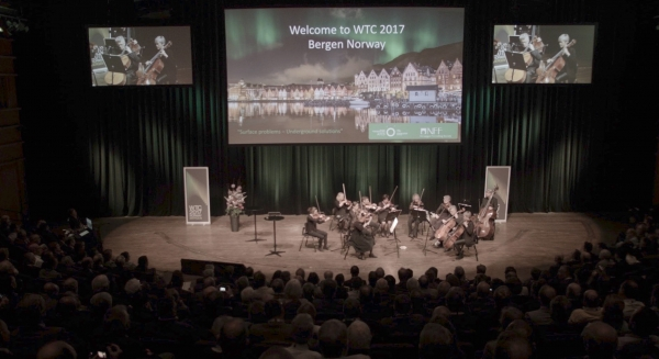 World Tunnel Congress 2017 Gathers in Norway