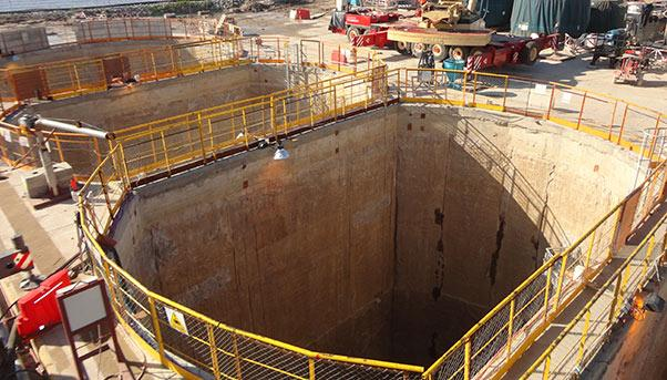 Salini Impregilo Tunneling for a Cleaner Argentina