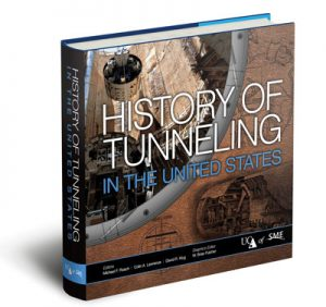 History of Tunneling Book