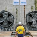 Herrenknecht Completes Final Double Breakthrough at the Emscher Sewer in Germany