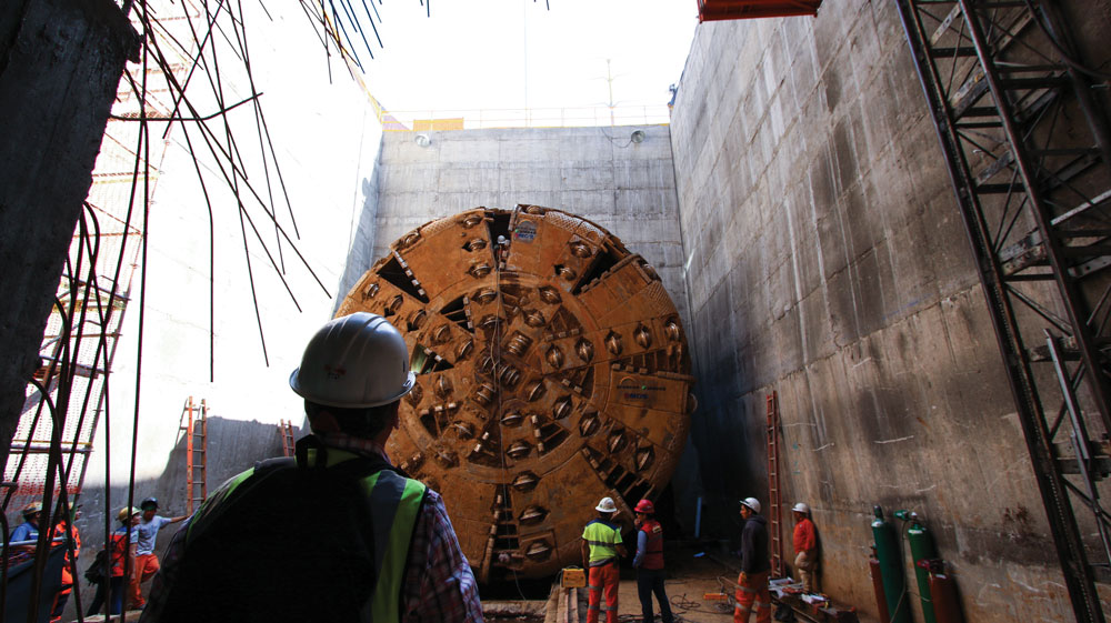 A Change of Conditions: Risk Management in Tunneling from the TBM Manufacturer's Perspective