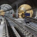 Elizabeth Line Reaches Milestone with Completion of Track Installation