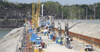 Wolf Creek Dam Foundation Remediation Project
