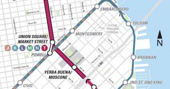 Tutor Perini Awarded Central Subway Contract