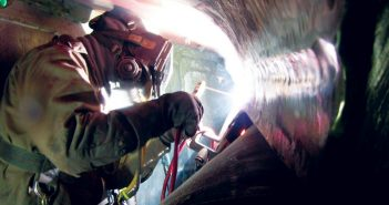 Efficient Pressurization for Efficient Excavation