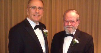 John Kolaya and Ron Heuer