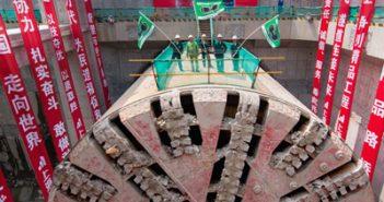 Herrenknecht TBMs Bolster Chinese Infrastructure