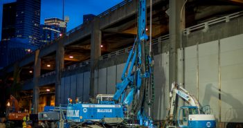Malcolm Awarded Contract to Rescue Bertha
