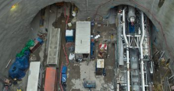 Crossrail Begins New Docklands Tunnel Drive