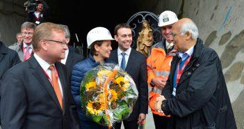 Stuttgart Marks Kick-off for Filder Tunnel