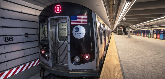 Major Milestone Reached in Phase II of Second Avenue Subway Project