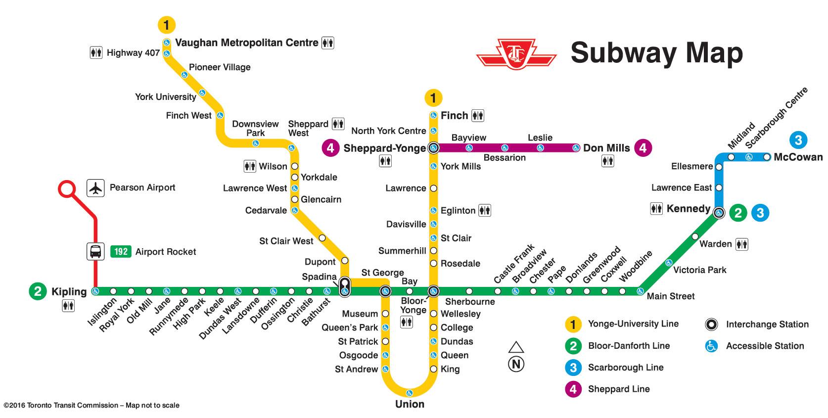 Testing Begins On Toronto S Line 1 Extension
