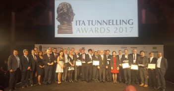 ITA Tunneling Awards Winner 2017