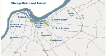 Louisville (KY) MSD Breaks Ground on Waterway Protection Tunnel