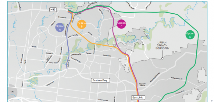 Melbourne North East Link Heading Toward Procurement