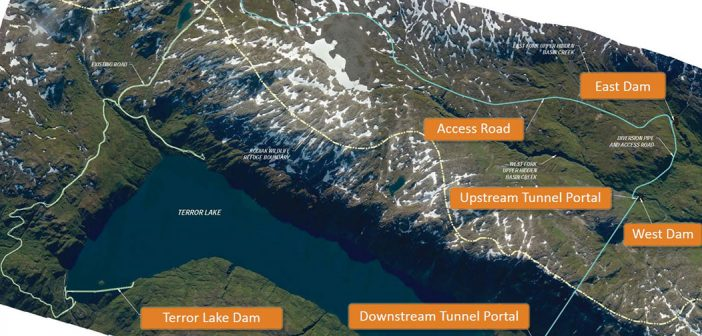 Power Play: Drill-and-Blast Tunnel Helps KEA Increase Its Electric Generating Capacity