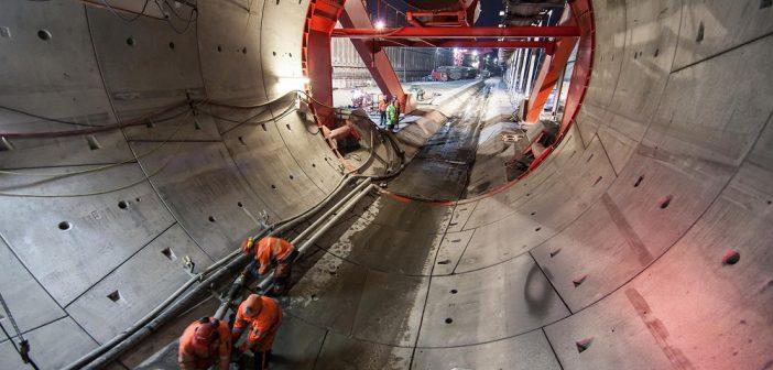 Herrenknecht TBM Helps Modernize Czech Infrastructure