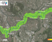 Satellite Monitoring for the Grand Paris Express
