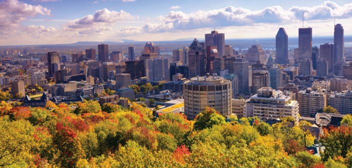 Digging Montreal: A Renewed Focus on Upgrading Aging Utilities Has Led to a Tunneling Uptick