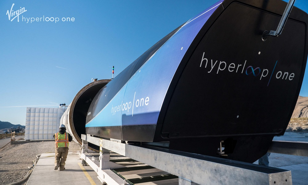 Virgin Hyperloop