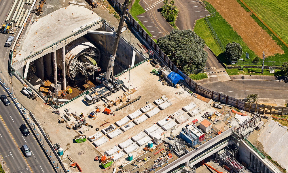 One Year of Waterview Connection: When Tunnel Becomes Smart