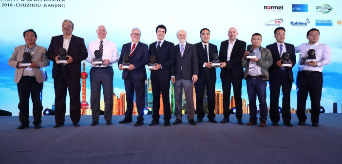 Winners Announced for 2018 ITA Tunnelling Awards